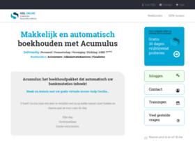 Acumulus.nl thumbnail