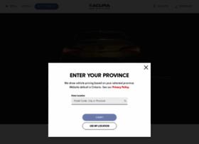 Acura.ca thumbnail