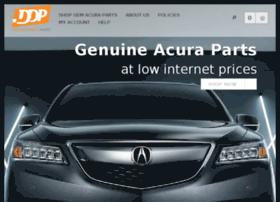 Acura.dealerdirectparts.com thumbnail