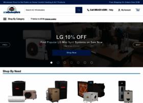 acwholesalers com at wi ac wholesalers goodman air conditioner home