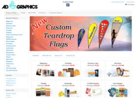 Ad-graphics.com thumbnail