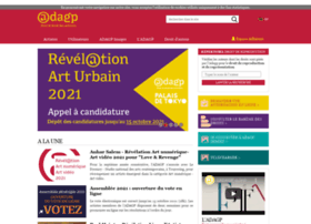 Adagp.fr thumbnail