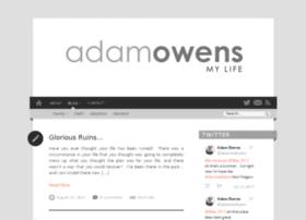Adamowens.com thumbnail
