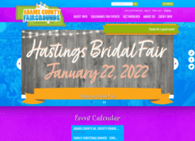 Adamscountyfairgrounds.com thumbnail