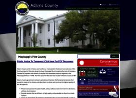 Adamscountyms.net thumbnail