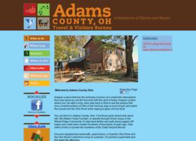 Adamscountytravel.org thumbnail