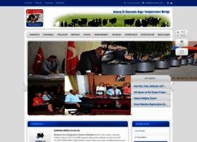 Adanadsyb.org.tr thumbnail
