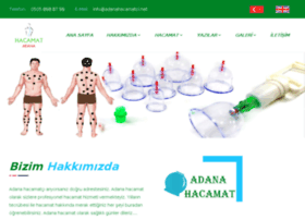Adanahacamatci.net thumbnail