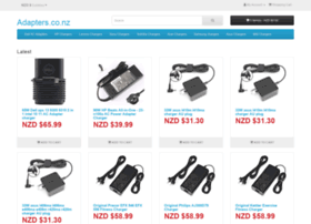 Adapters.co.nz thumbnail