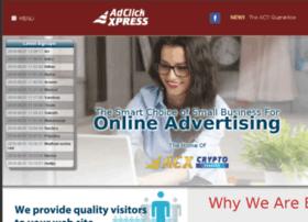 Adclickxpress.com thumbnail