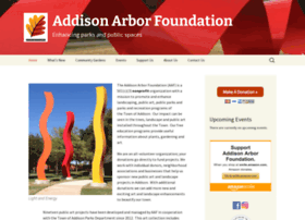 Addisonarbor.org thumbnail