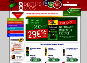 Additifs-autos.fr thumbnail