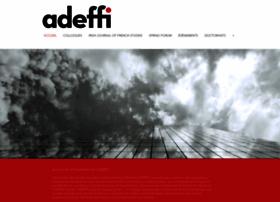 Adeffi.ie thumbnail