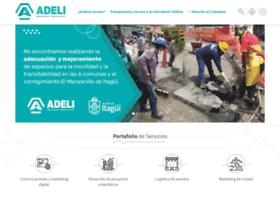 Adeli.gov.co thumbnail