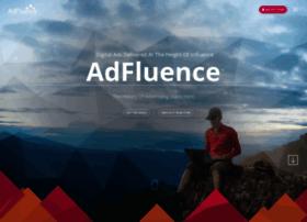 Adfluence.com thumbnail