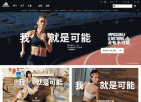 Adidas.com.cn thumbnail