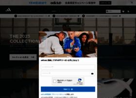 Adidas.jp thumbnail