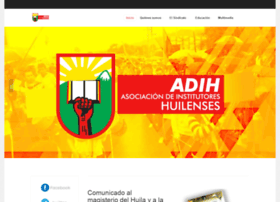 Adih.org.co thumbnail
