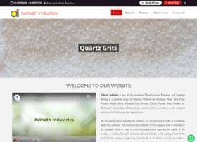 Adinathindustries.in thumbnail