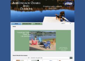 Adirondackchairsandcushions.com thumbnail