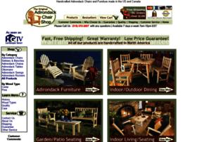 Adirondackchairshop.com thumbnail