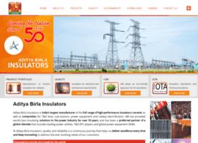 Adityabirlainsulators.com thumbnail