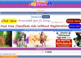 Adjwale.in thumbnail