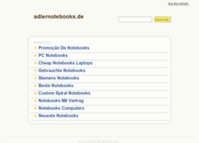 Adlernotebooks.de thumbnail