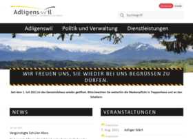 Adligenswil.ch thumbnail