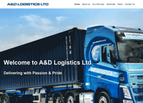 Adlogistics.co.uk thumbnail