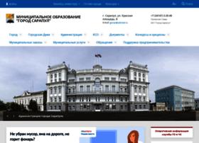 Adm-sarapul.ru thumbnail