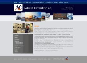 Adminevolution.co.za thumbnail