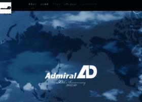 Admiral-ad.co.jp thumbnail