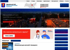 Admzaoz.ru thumbnail
