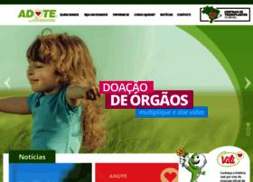 Adote.org.br thumbnail