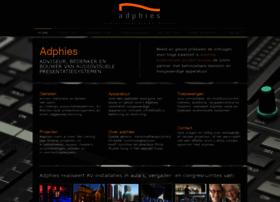 Adphies.nl thumbnail