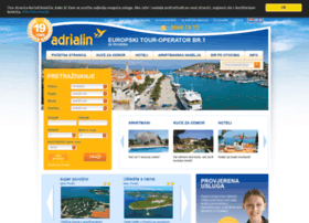 Adrialin.hr thumbnail