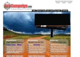Adscampaign.net thumbnail