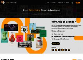 Adsofbrands.net thumbnail