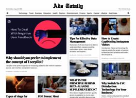 Adstotally.com thumbnail