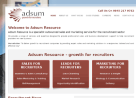 Adsum-resource.co.uk thumbnail