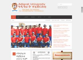 Adu.edu.et thumbnail
