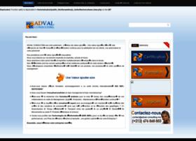 Adval-consulting.ma thumbnail