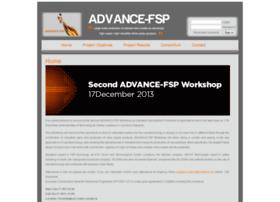 Advance-fsp.eu thumbnail