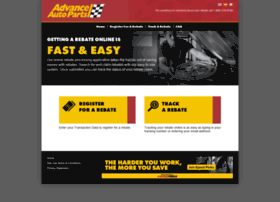 Advanceautoparts.4myrebate.com thumbnail