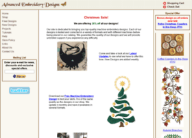 Advanced-embroidery-designs.com thumbnail