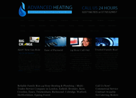 Advancedheatinglondon.co.uk thumbnail