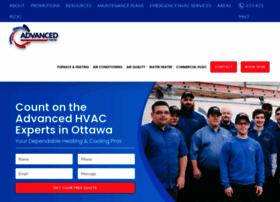 Advancedhvac.ca thumbnail