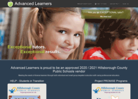 Advancedlearners.com thumbnail