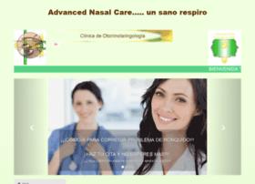 Advancednasalcare.com.mx thumbnail